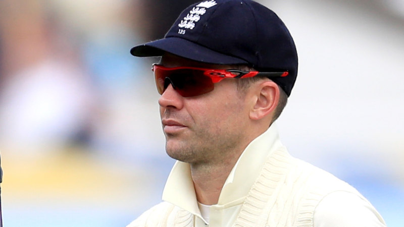 James Anderson hurts calf again, ruled out of Ashes
