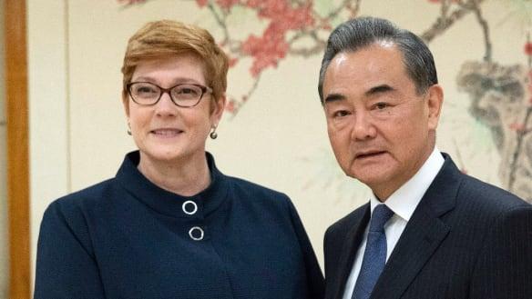 China seeks to mend Australian fence as US dispute worsens