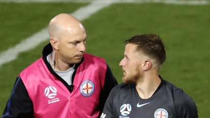 City skipper Jamieson can't wait to end Victory's title reign
