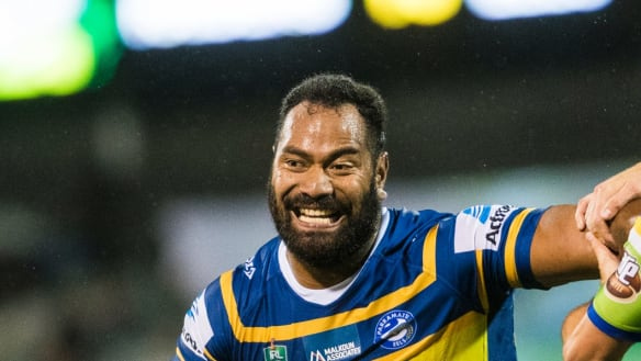 Eels tear up Williams' contract after confirming drugs drama