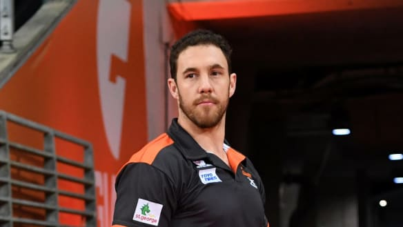 Mumford 'not in great place': GWS