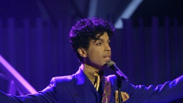 Hands off: Prince's estate has refused permission to the Trump campaign to play the late singer's music at events.
