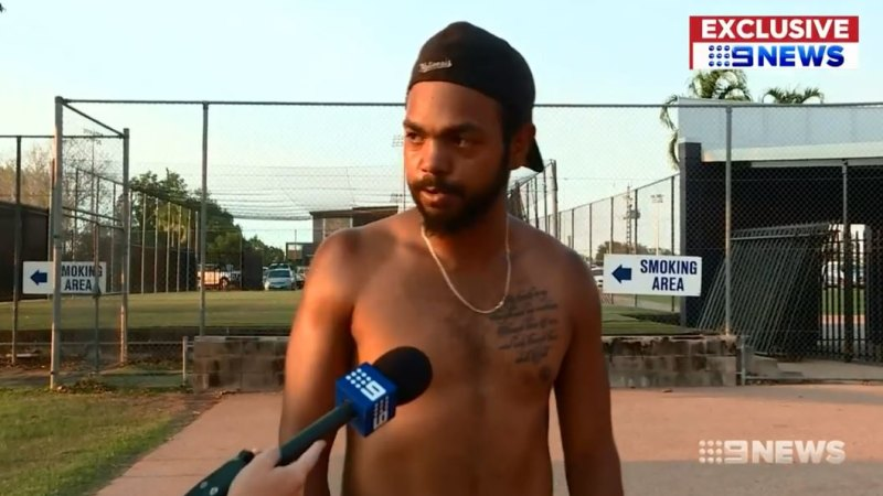 'I'm just embarrassed': Willie Rioli breaks silence over future