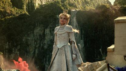 'Women's voices are stronger': Pfeiffer's dark turn in new Maleficent