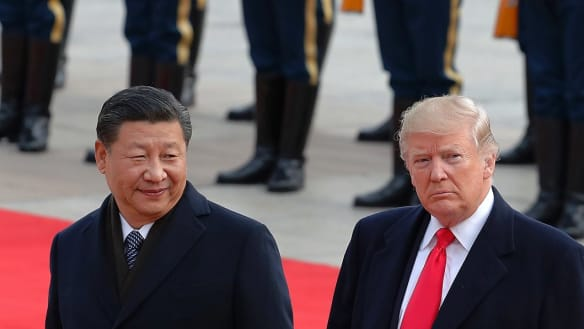 Advanced economics tells us it's no surprise Donald Trump is fed up with his Chinese counterpart.