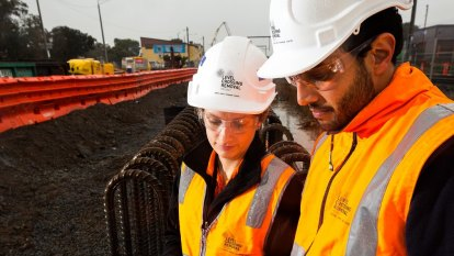 Andrews government's major project pipeline pushes workers to brink
