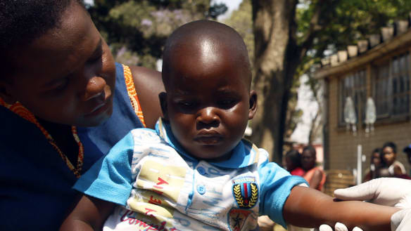 Cholera emergency declared in Harare