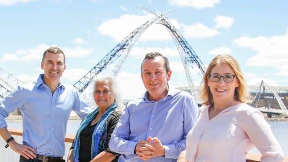 Thrill seeking tourist attractions coming to Perth: Climb Optus Stadium and zipline Matagarup Bridge