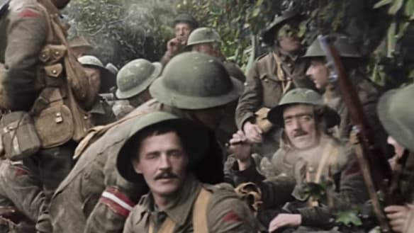 Powerful feat of reimagining: Peter Jackson's They Shall Not Grow Old