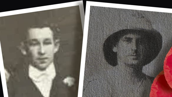 Lost, and now found: a century on, a funeral for two soldiers