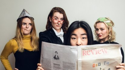 Fringe review: Amusing piece of metatheatre cuts through the bias