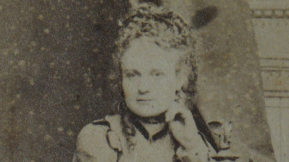 First photo of Madame Brussels, the red light queen of 1880s Melbourne
