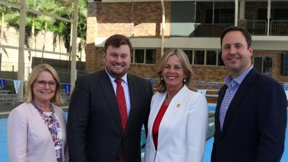 LNP picks Angie Bell to replace Steven Ciobo on the Gold Coast