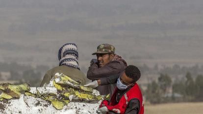 Investigators begin studying Ethiopian jet's voice recorder