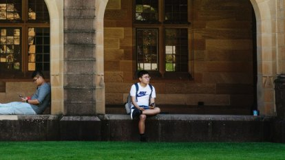 University of Sydney scammed by 'ghost guards', ICAC hears