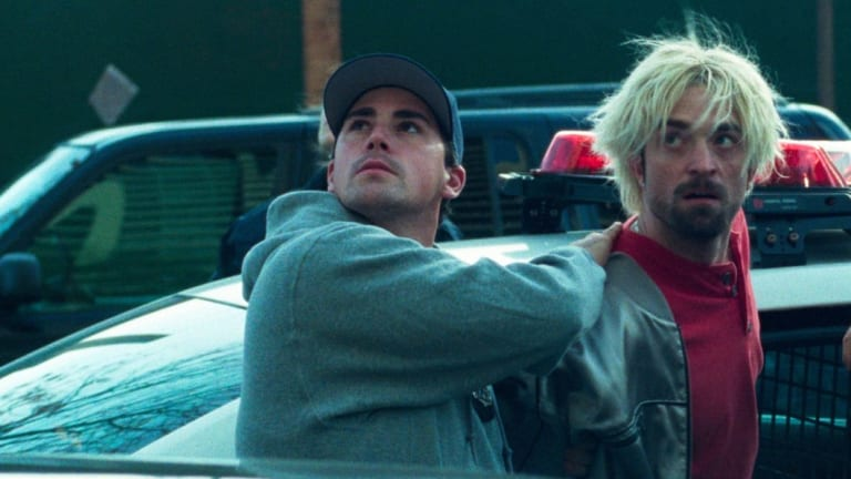 good time review confusion reigns in crime thriller