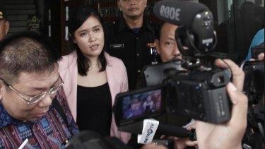 Jessica Kumala Wongso is accused of murdering her friend Wayan Mirna Salihin in Indonesia.