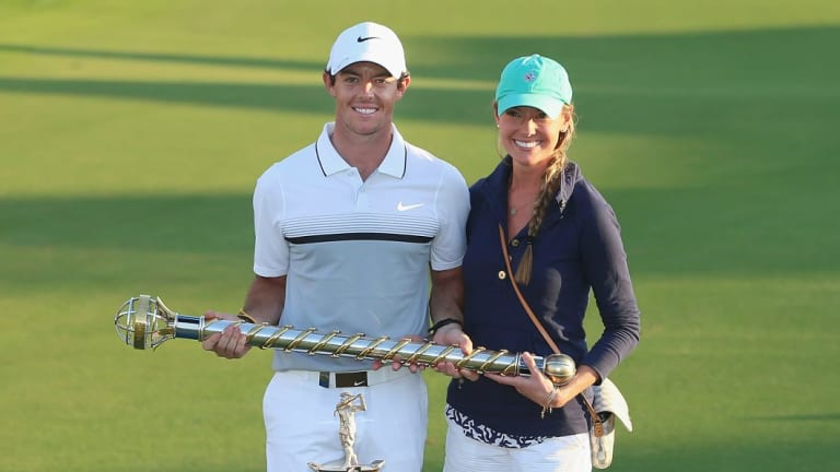 Is Rory McIlroy engaged again?