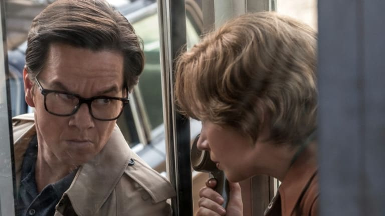 Mark Wahlberg and Michelle Williams star in All the Money in the World.