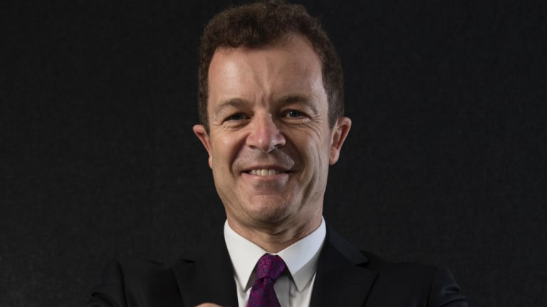 NSW Attorney-General Mark Speakman said 73 per cent of criminal cases in the District Court were resolved with a guilty plea.