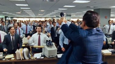 TitanTrade has the hallmarks of a boiler room scam such as the one represented in Wolf of Wall Street.
