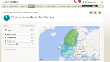 New Tool From Ancestry To Trace Your Family Tree The Dna Test