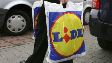 Kaufland's sister company Lidl has also applied for local trademarks.