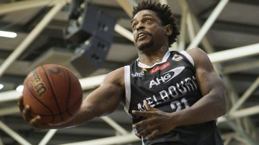 Melbourne United is closing in on re-signing star import Casper Ware.