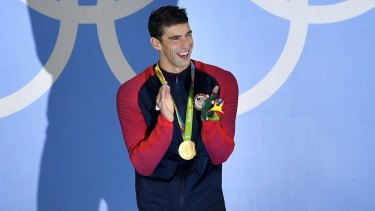 Michael Phelps won five golds in Rio.
