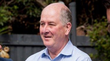 Victoria's Planning Minister Richard Wynne.
