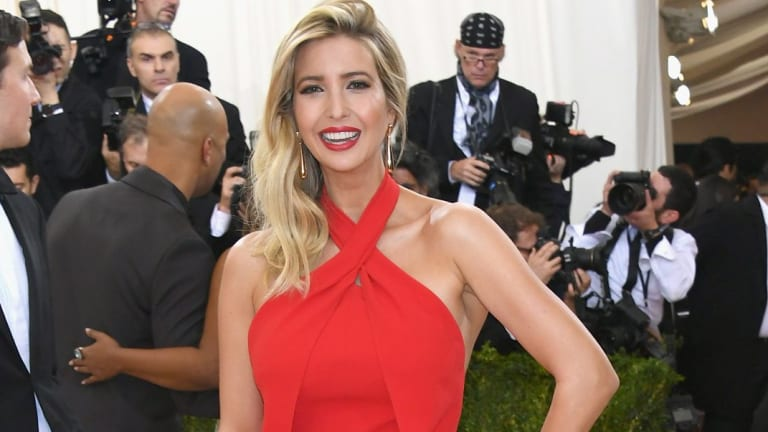 First Daughter Ivanka Trump is said not to be attending this year's Met Gala.