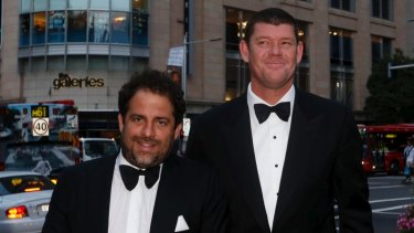 Brett Ratner and James Packer created RatPac in 2013.