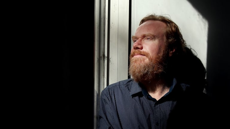 Author Ryan O'Neill.