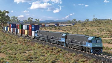 At the very least, projects such as the Brisbane-to-Melbourne inland freight rail  line should be fully and independently assessed by (say) the Productivity Commission.
