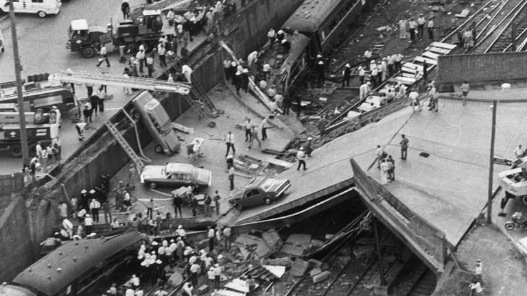 The Granville train disaster claimed the lives of 83 people.