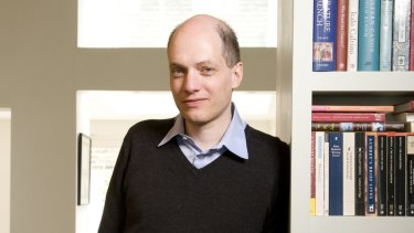 Coming to grips with all modern love's complexities: Alain de Botton.