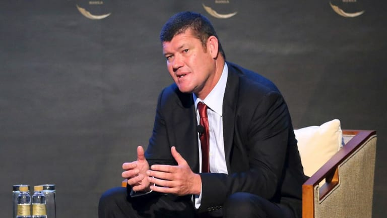 Billionaire James Packer has stepped down as the co-chair of Macau-focused Melco Crown Entertainment after Crown Resorts sold down part of its stake in the casino operator for $US800 million ($1.07 billion) to help reduce its large debt pile.