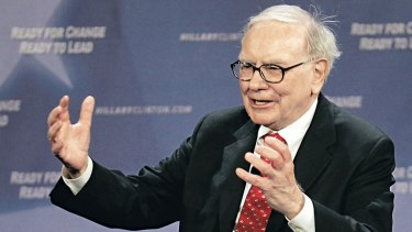Warren Buffett is expected to deliver the closing address at the conference.