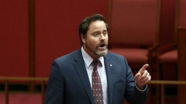 Labor voted against a push by Greens senator Peter Whish-Wilson.