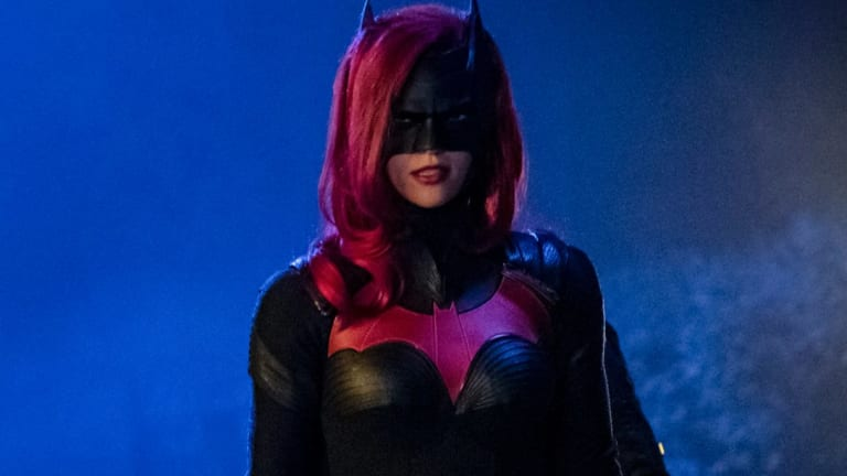 Ruby Rose as Kate Kane/Batwoman in Elseworlds.