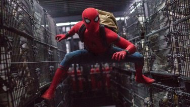 Tom Holland reveals what he wore underneath the Spider-Man