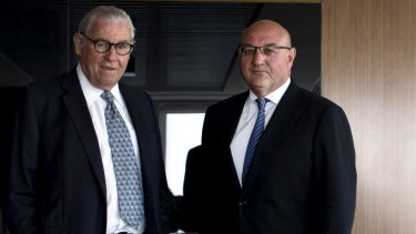Bell Financial executive chairman Colin Bell and managing director Alastair Provan, the group was hit with one black mark in 2015.