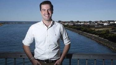 Zak Kirkup has been pre-selected as the next Liberal candidate for Dawesville.