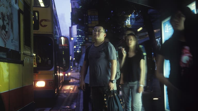 Portraits of individuals: The Other Shore, Wei Leng Tay