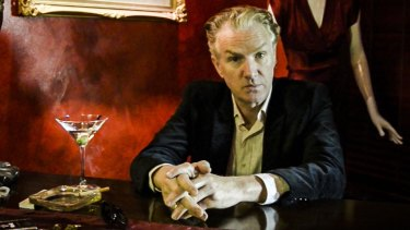 Mick Harvey has made his third album of Serge Gainsbourg songs.