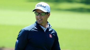 Adam Scott has said he is too busy to represent Australia at the Rio Olympics.