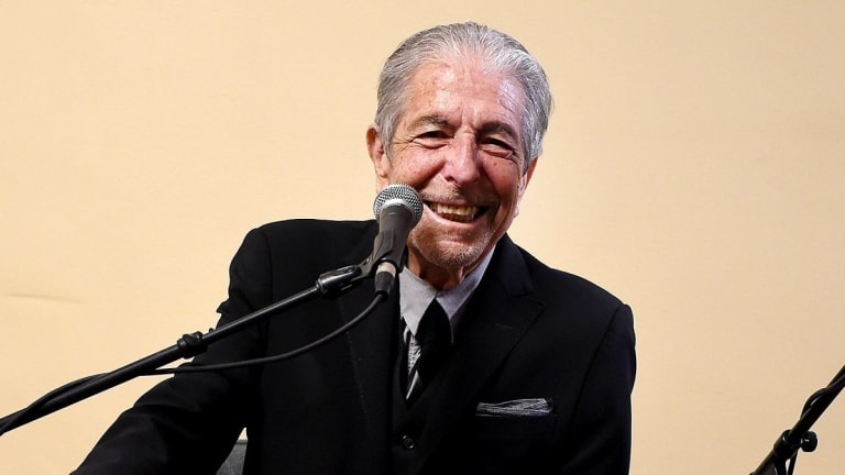 Smiling in the face of life and death, Leonard Cohen's new album has wisdom and great songs.