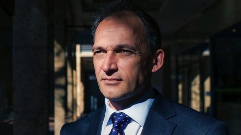 iiNet CEO David Buckingham.