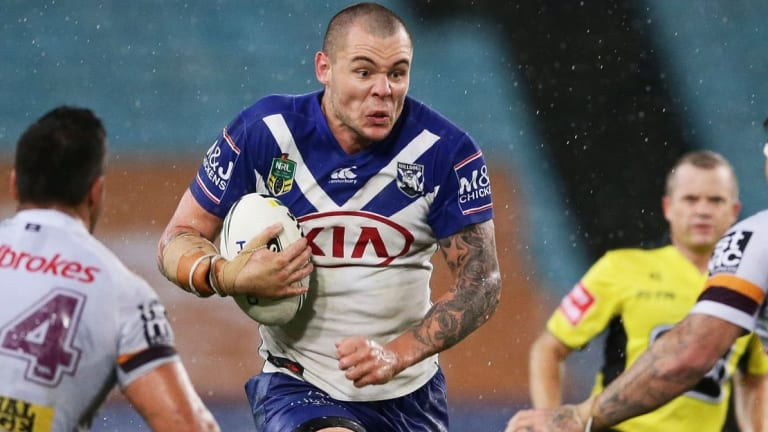 Disgruntled forward David Klemmer has refused to commit to the Bulldogs beyond 2017.