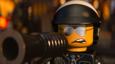 Another Animal Logic animated success <i>The Lego Movie</i>.